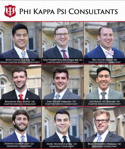 Phi Kappa Psi Consultants
