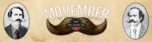 movember sign