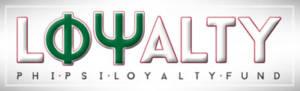 Phi Psi Loyalty Fund Logo