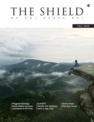Shield Cover Fall