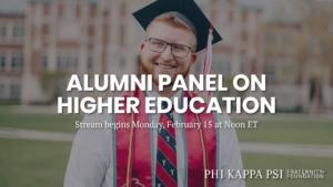 Thumbnail for Higher Education Panel